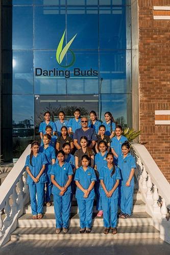 צוות מרפאת Darling Buds